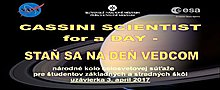 CASSINI Scientist for a Day 2016 / 2017- ciele
