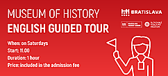Free guided tours in Saturdays
