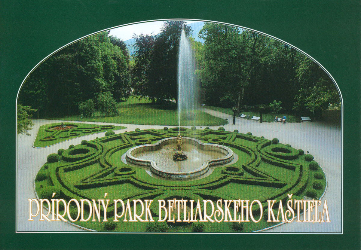 Nagyová - Lázárová: Prírodný park betliarskeho kaštieľa