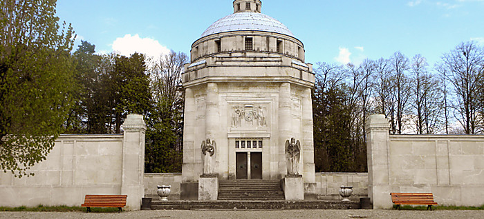 The Count Dionýz and Frantíška Andrássy Mausoleum