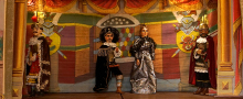 The History and the Present day of Slovak puppet theatres